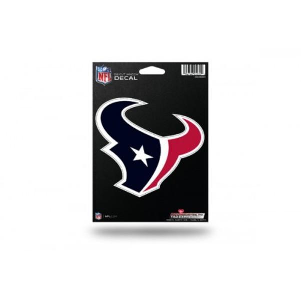 Houston Texans Die Cut Vinyl DECAL