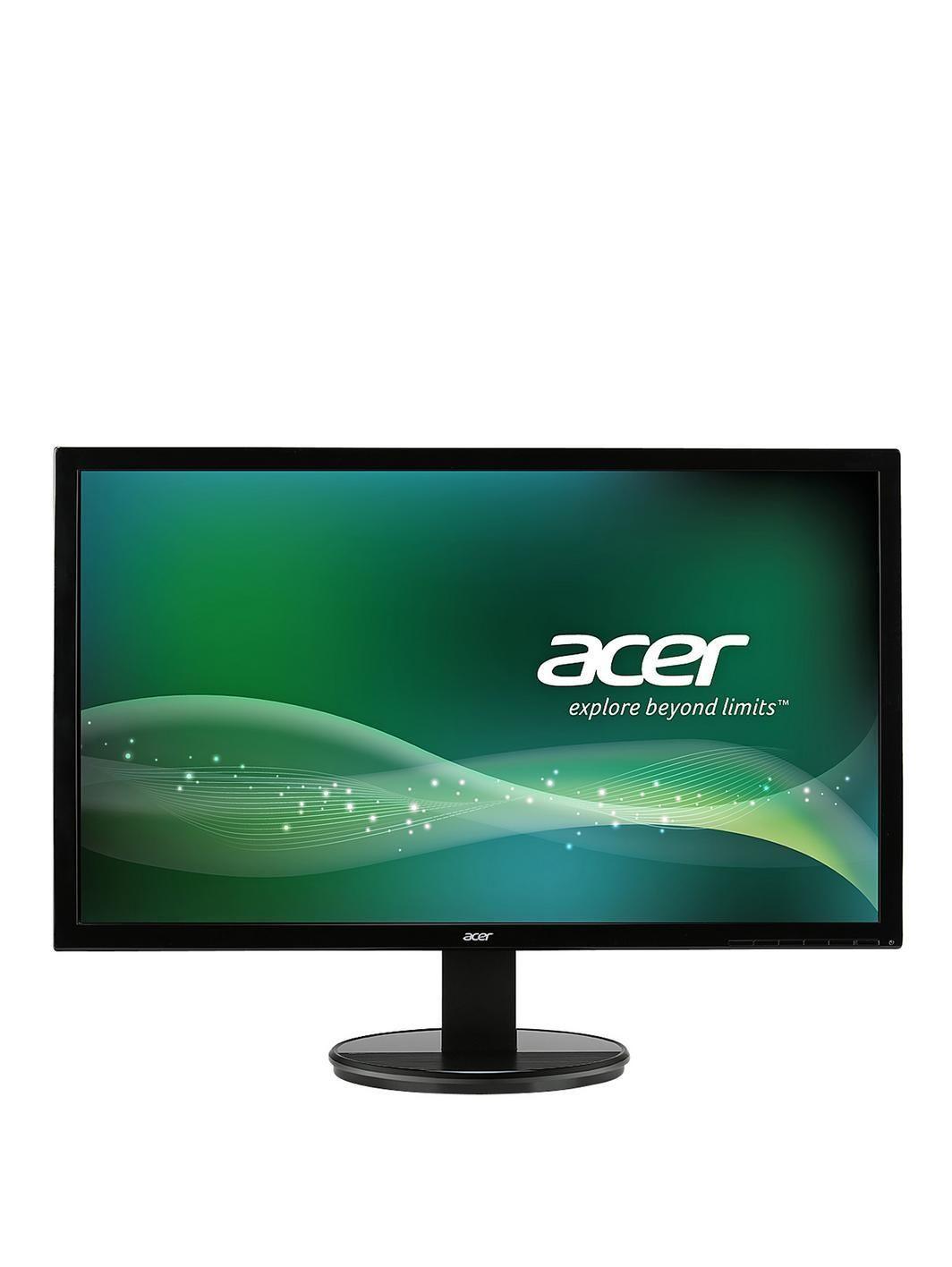 acer k222hql 22 full hd led backlit monitor 1920x1080 5ms 200nit um ebay. Black Bedroom Furniture Sets. Home Design Ideas