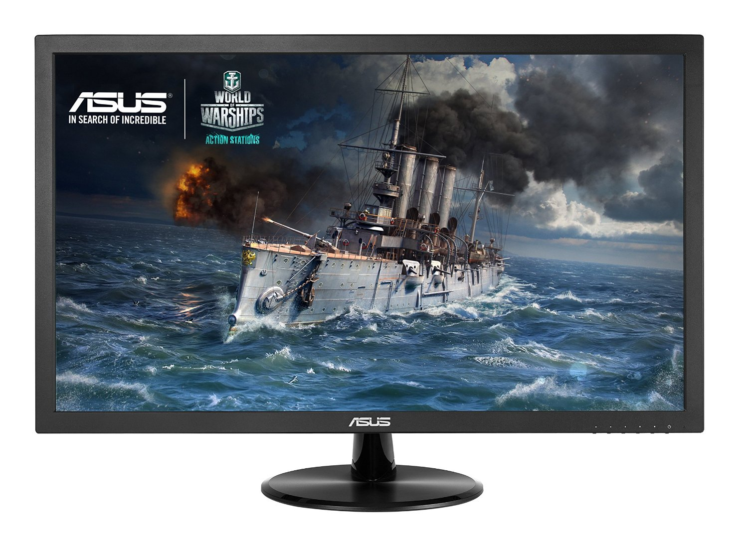Asus VP247H-P 23.6 inch WideScreen 1ms 100,000,000:1 VGA//DVI//HDMI LED LCD,RETAIL