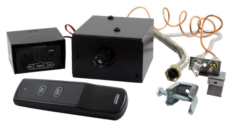 Skytech Af Lmf R Remote Controlled Fireplace Gas Valve Control Kit Misc Ebay