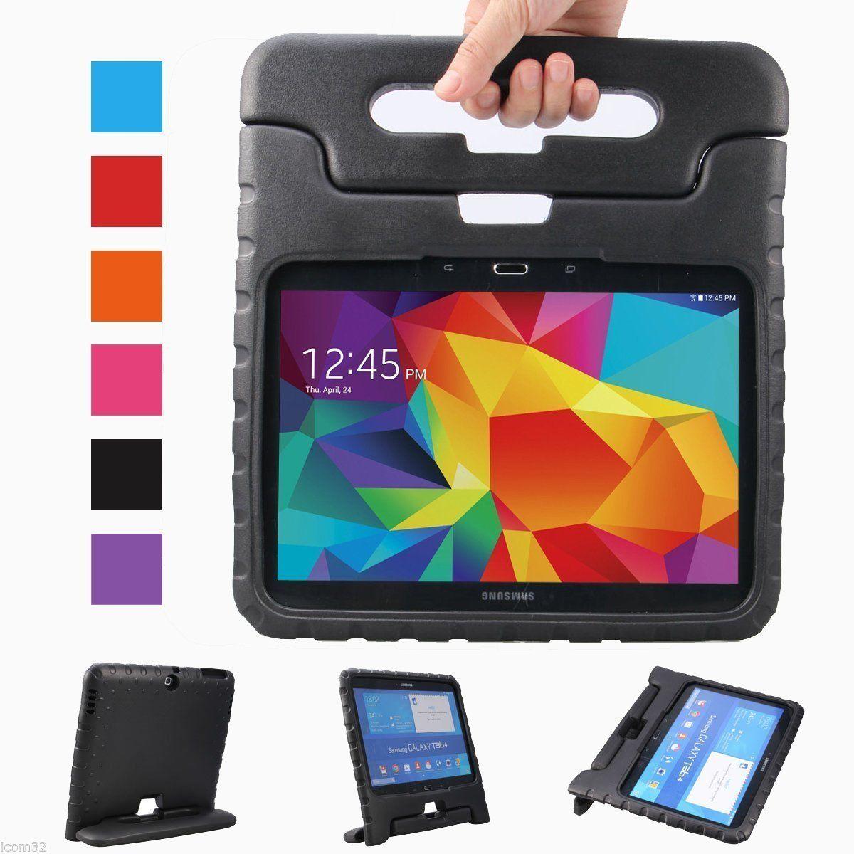 samsung galaxy tab e s2 s tab a tab 4 children child case. Black Bedroom Furniture Sets. Home Design Ideas