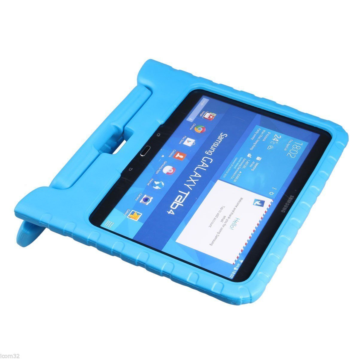 samsung galaxy tab e s2 s tab a tab 4 children child case foam cover stand ebay. Black Bedroom Furniture Sets. Home Design Ideas