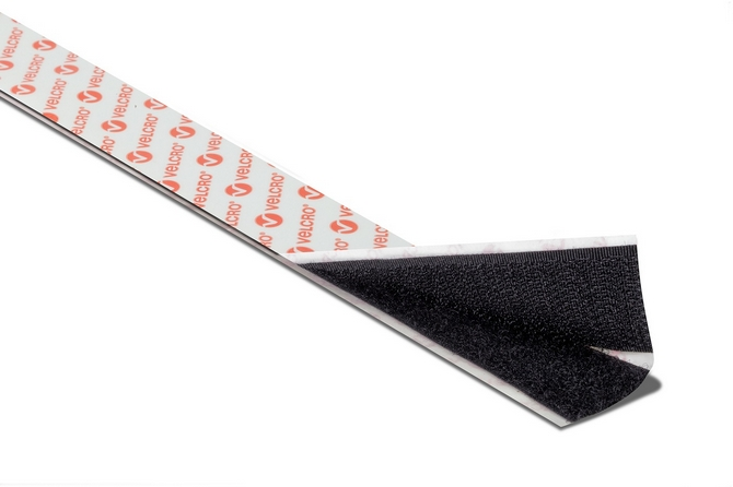 coloured velcro brand self adhesive stick on tape hook and loop 2cm x 10metres ebay. Black Bedroom Furniture Sets. Home Design Ideas