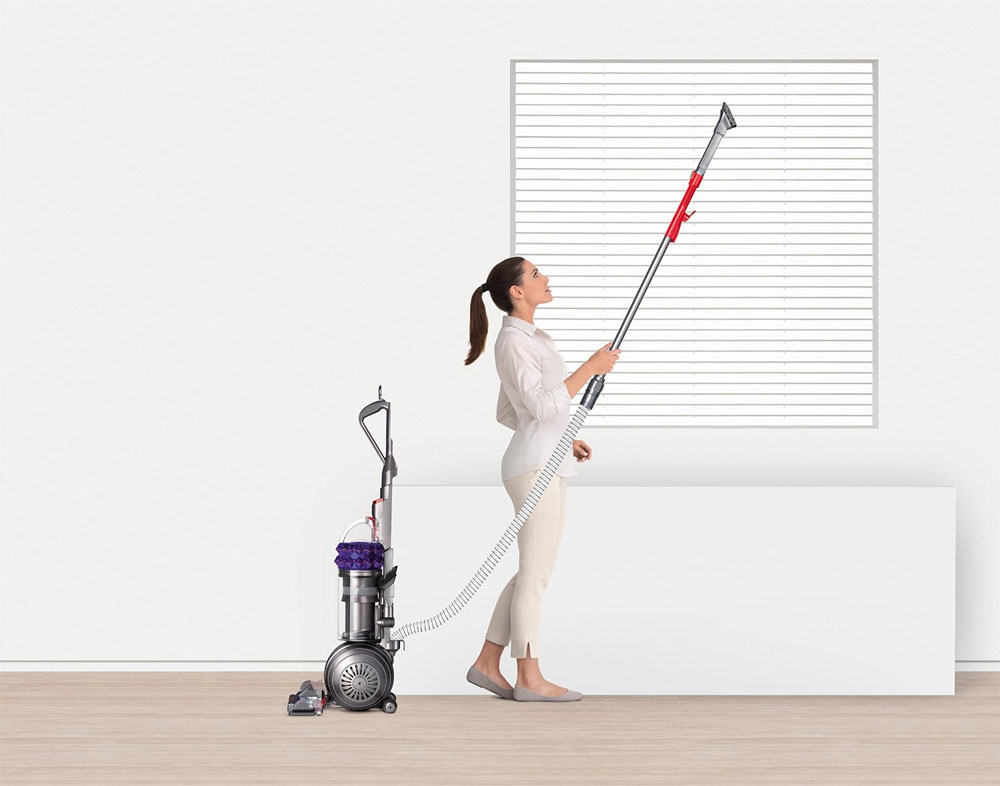 dyson cinetic big ball multi floor upright vacuum up14 purple or yellow martlocal. Black Bedroom Furniture Sets. Home Design Ideas
