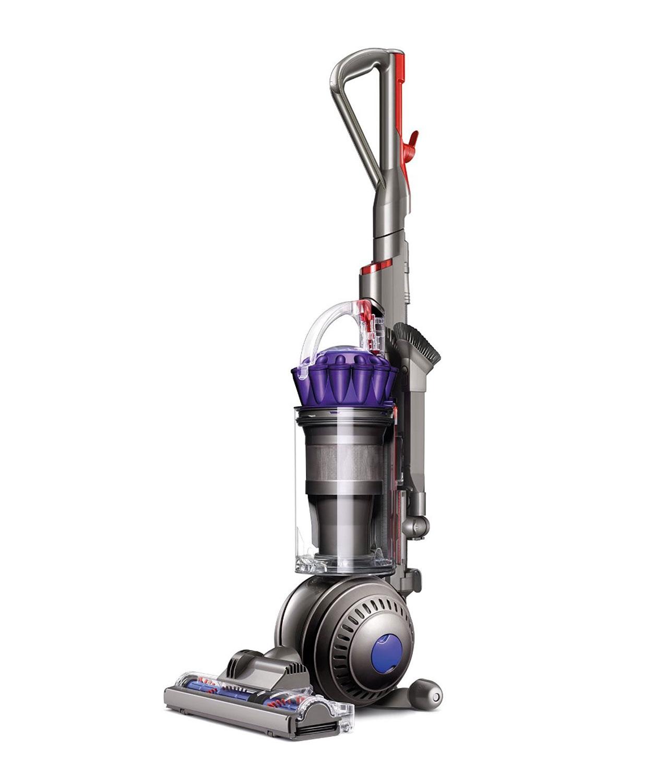 dyson dc65 ball multi floor upright vacuum: blue, purple, or