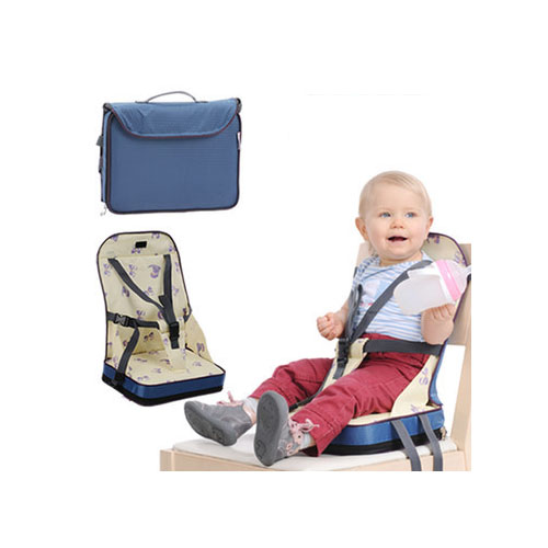 portable baby toddler infants dining chair booster seat harness safety ebay. Black Bedroom Furniture Sets. Home Design Ideas