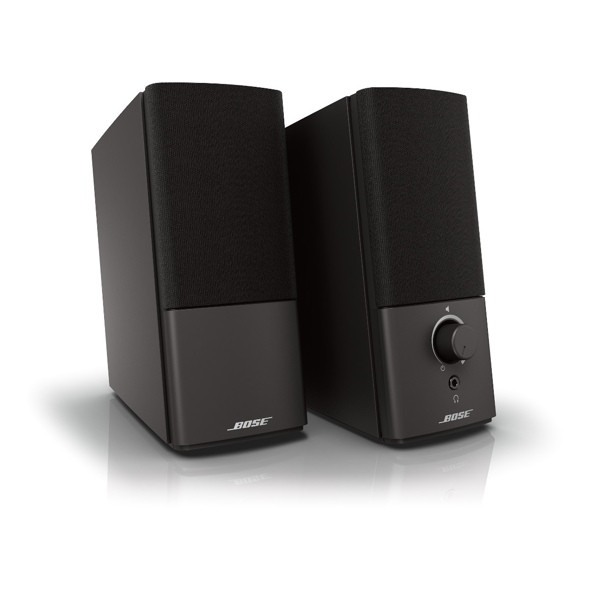 bose companion 2 series iii multimedia speaker system black 17817602853 ebay. Black Bedroom Furniture Sets. Home Design Ideas