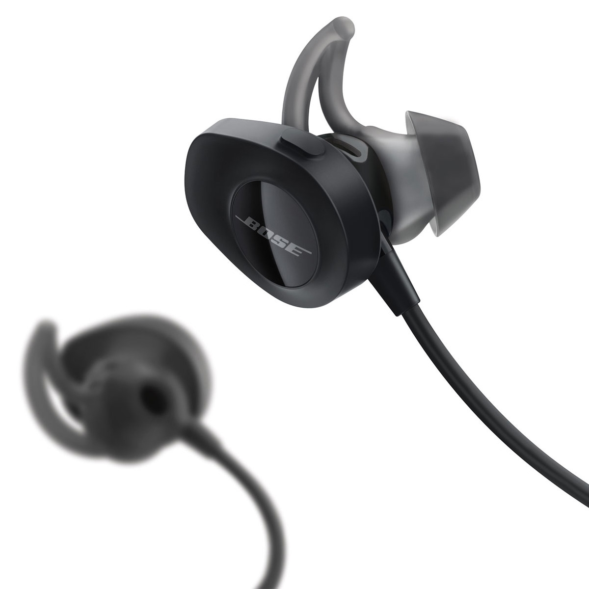 bose soundsport in ear wireless headphones ebay. Black Bedroom Furniture Sets. Home Design Ideas