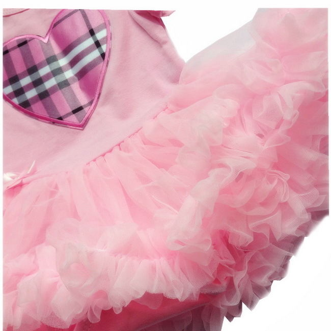 Cute Baby Girl Clothes Dress Infant Party Outfits Tutu Newborn Romper+Headband
