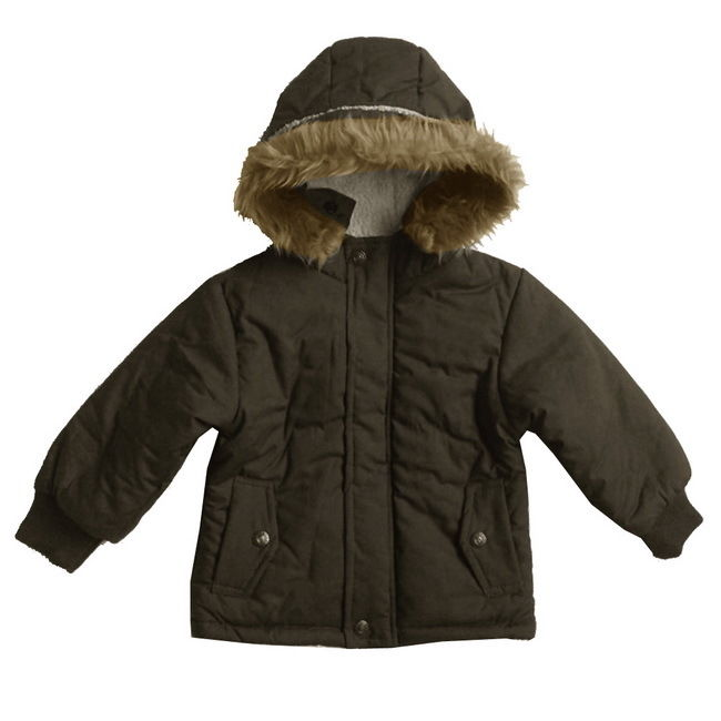From boys' shoes to girls' sweaters and cardigans, Sears has the baby and toddler clothing you need to build a wardrobe suitable for any occasion. Wherever you're headed, keep the tiniest members of the family warm in adorable baby and toddler outerwear.