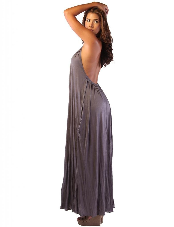 Ingear Maternity Tent Maxi Dress Ebay