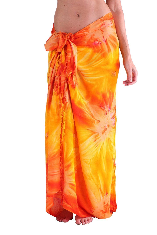 ingear long batik tie dye sarongs ebay. Black Bedroom Furniture Sets. Home Design Ideas