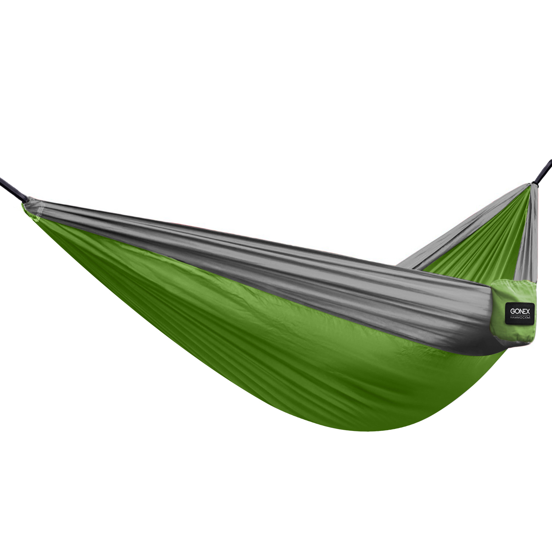 Portable Nylon Parachute Outdoor Camping Travel Double