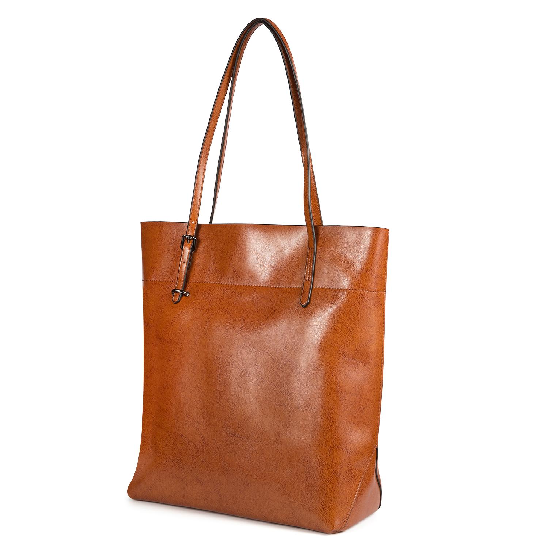 Original Messenger Bag Mens Women Unisex Brown Leather Satchel Leather