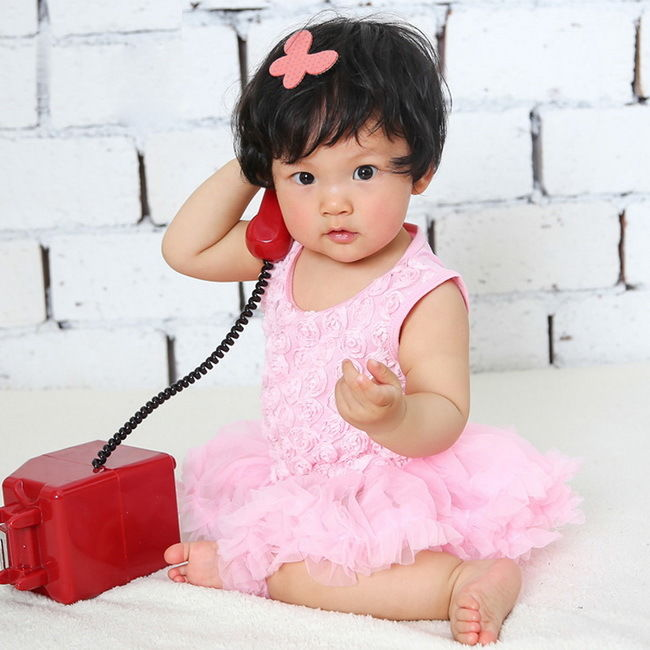 Infant clothes headband romper girl outfits tutus newborn dress ebay