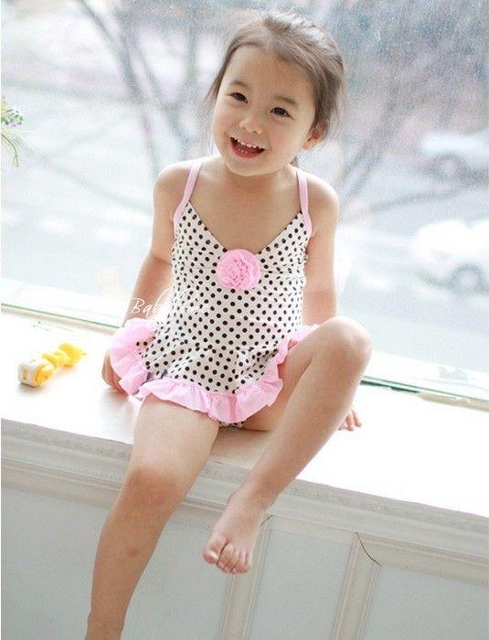 toddler bikinis hiheart baby girl swim set summer cute