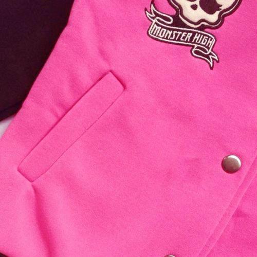 Boy Girl Mickey Hoodies Shirt Outwear Jumper Coat Jacket Spider-Man Monster High