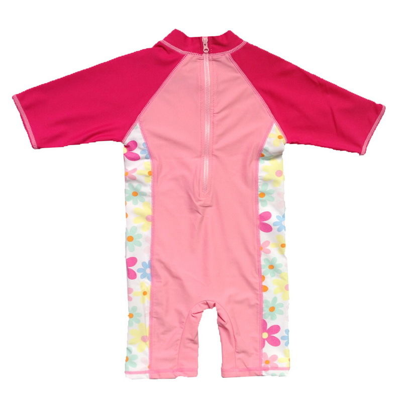 Sunsuits make the ideal baby UV swimwear with full body UPF 50+ sun protection. SwimZip SPF 50 baby sunsuit rompers and toddler sunsuits come with long sleeves and pants in fun, unique designs to keep your favorite little picture perfect (and sun safe) at the beach, pool, or back yard sprinkler!