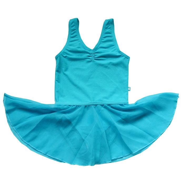 Free-Shipping-Girl-Gymnastics-Dance-Dress-2-14Y-Ballet-Tutu-Leotard-Pink-Costume