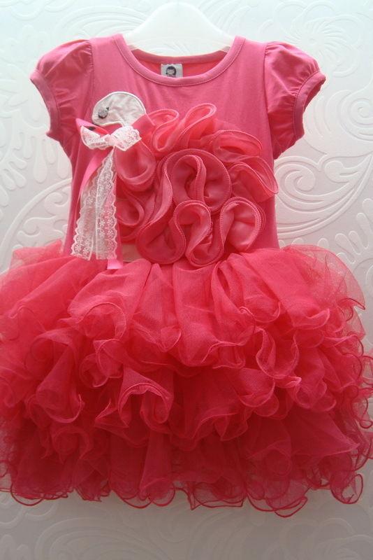 NWT Girls Kids Pettiskirt Tutu Skirt SZ2-8Y Baby Party Dress 8 Patterns Costume