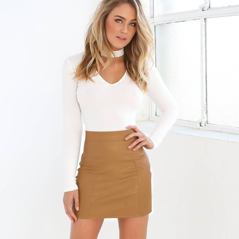 Awesome  Tops Mini Skirts Woman Suit Terno Femininoin Women39s Sets From Women