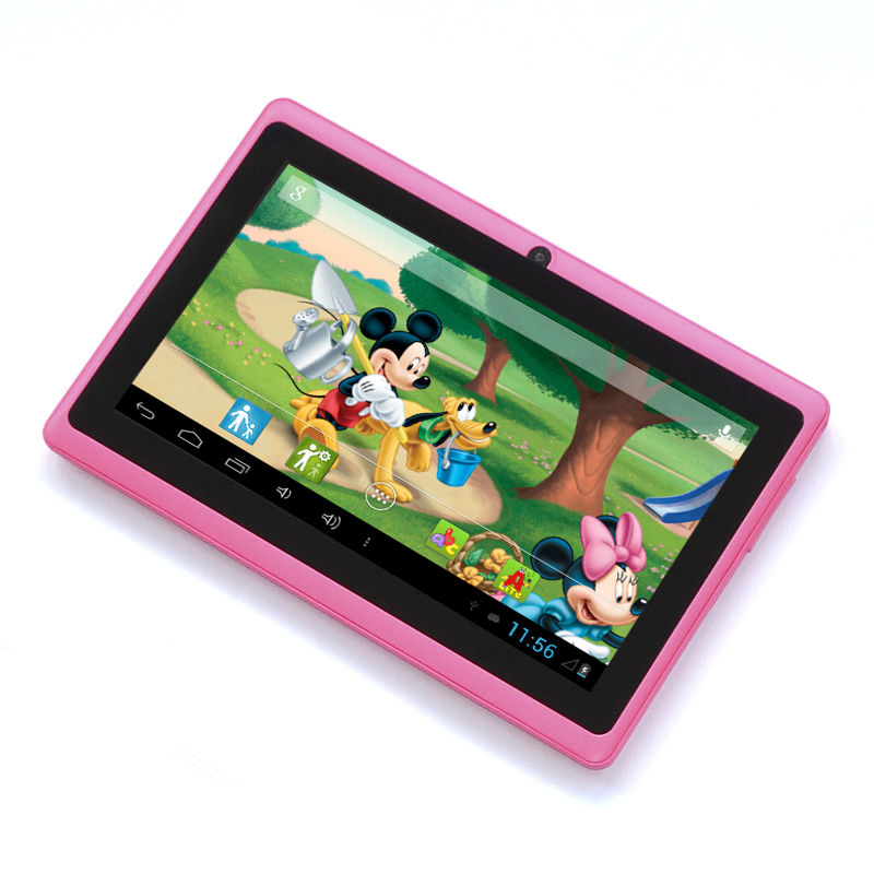 "8GB 7"" Kids Tablet PC MID Google Android 4.2 Tablet MID for Kids Children Colors"