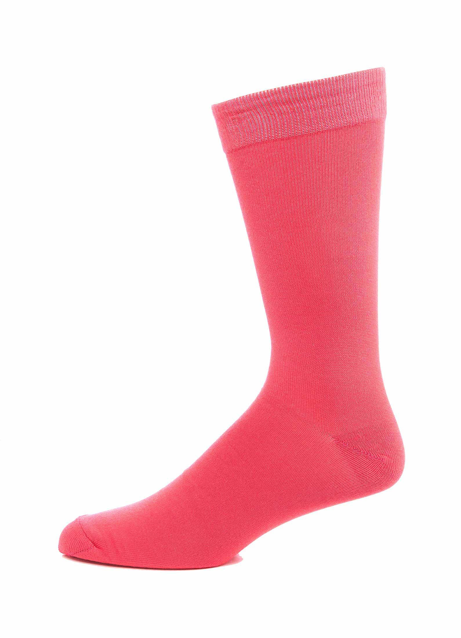 Stunning Solid Mens Trouser Socks | EBay