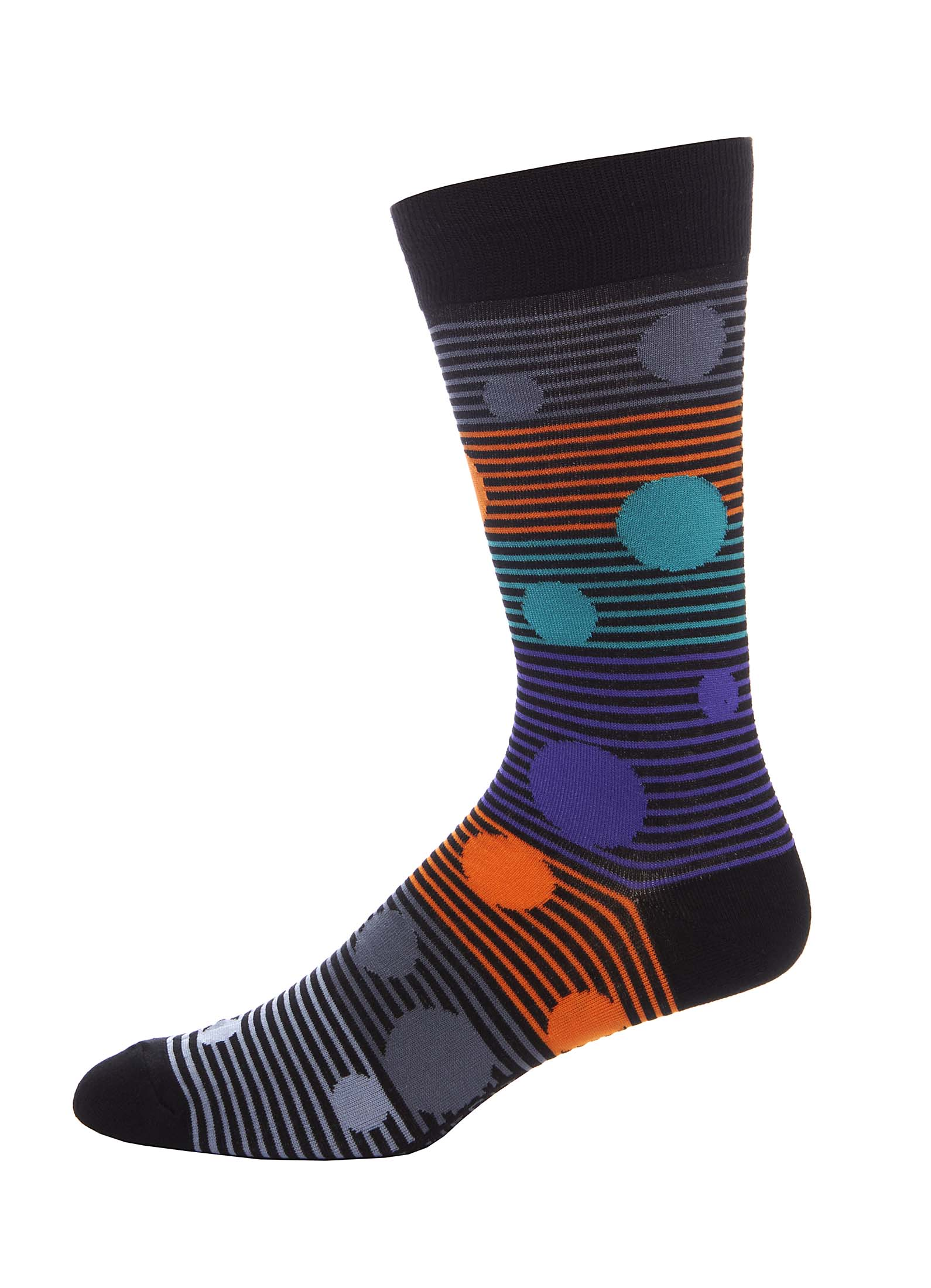 Fresh Fit Novelty Menu0026#39;s Trouser Socks Set Of 3