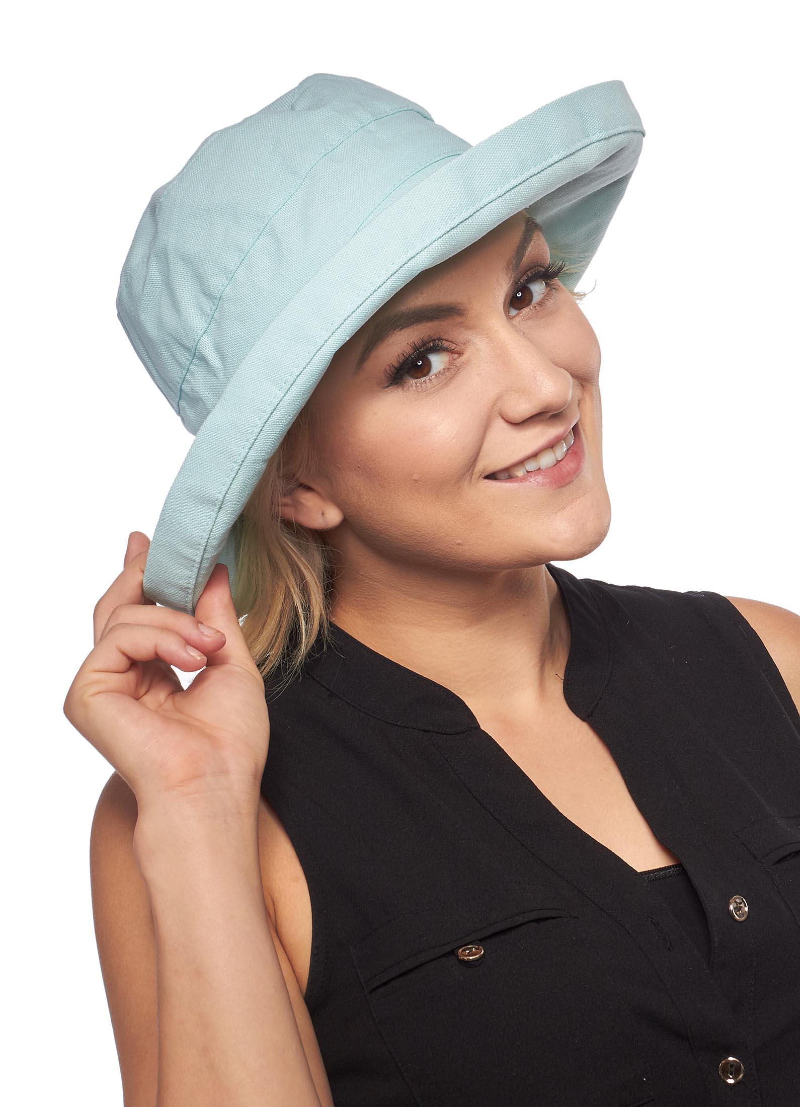 Cozumel Medium Brim Scala Cotton Sun Hat for Ladies faa9bf3d93c