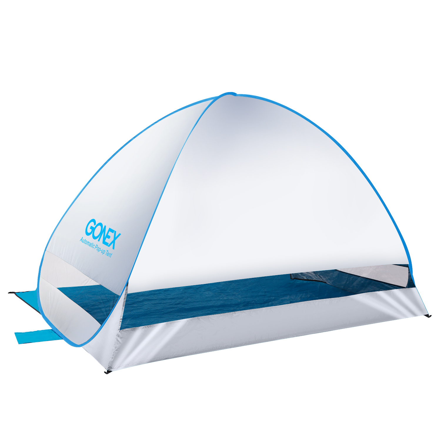Pop Up Tent Shelters : Outdoor anti uv pop up portable beach automatic tent