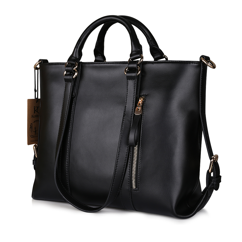 Fashion Women Lady Leather Satchel Handbag Shoulder Tote Messenger ...