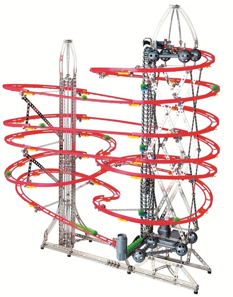 Marble Coster Wheels : Marble roller coaster on shoppinder