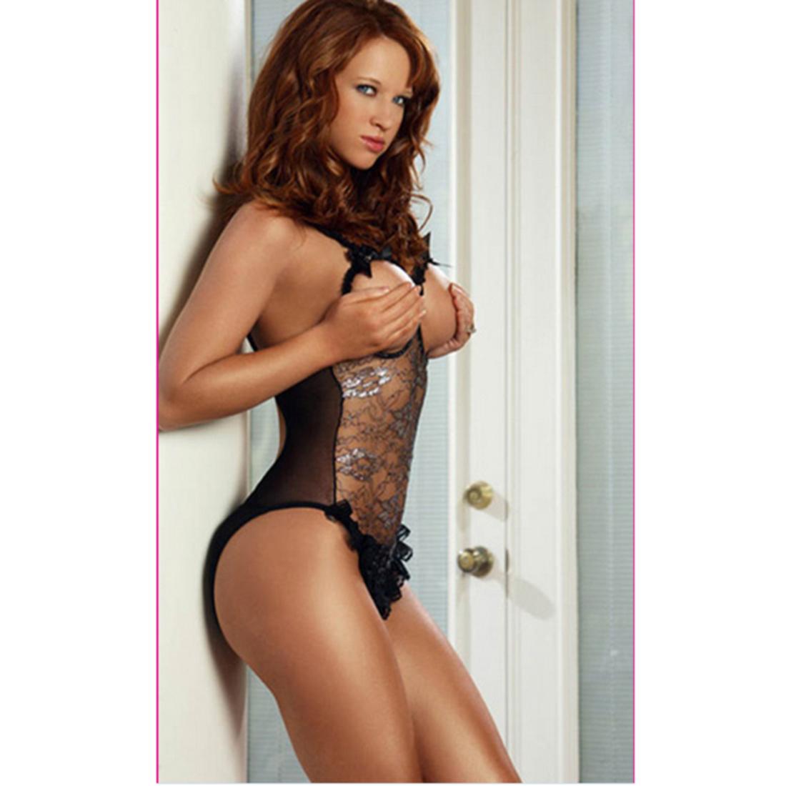 Sexy Ladies Lingerie Underwear Suspender Babydoll Nightwear ...