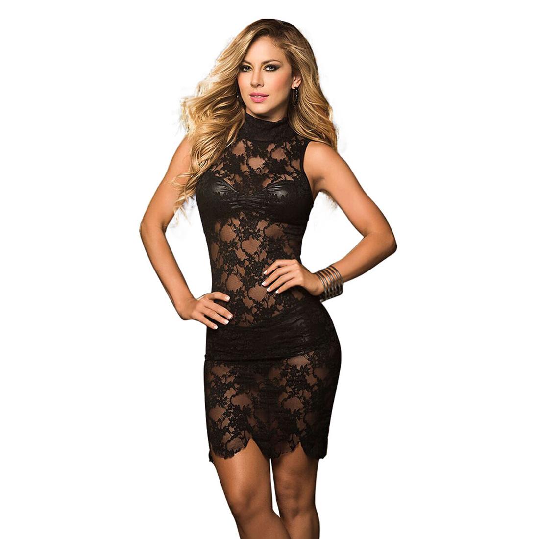 womens ladies sexy black mini dress maxi dress party prom