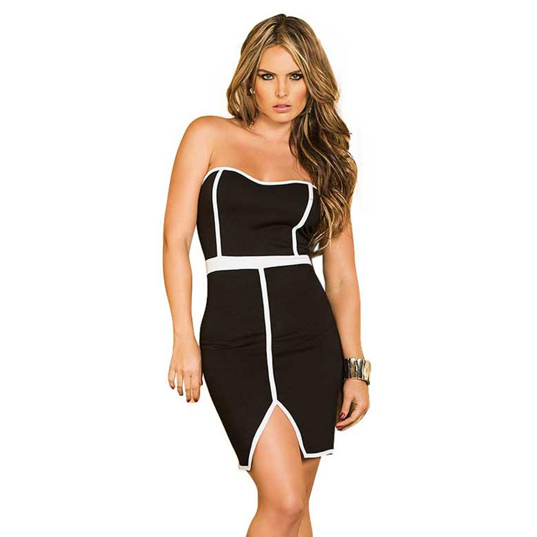 Womens Ladies Sexy Black Mini Dress Maxi Dress Party Prom Cocktail Dresses 8-14 | eBay