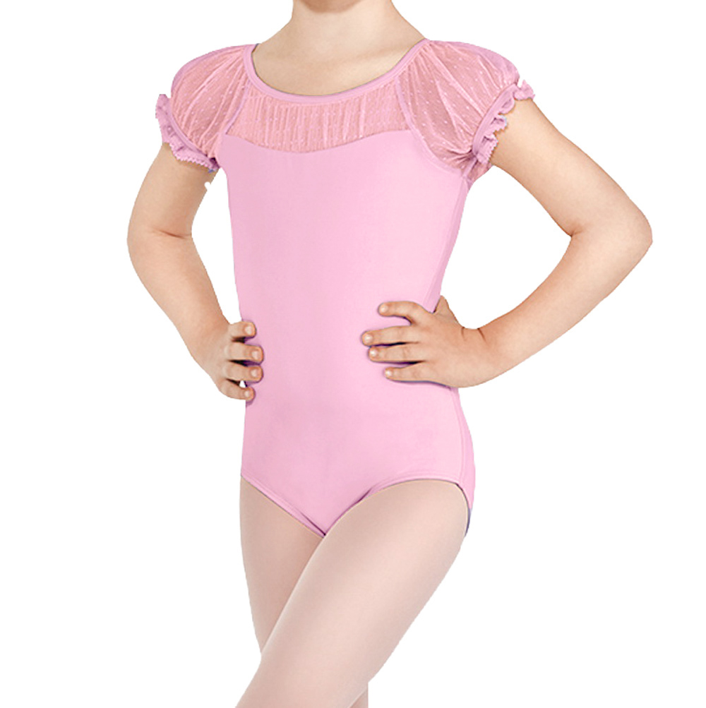 Our collection of Leotards for Girls includes not only a dazzling choice of basic models for your day-to-day dancing, but also a range of fashion leotards guaranteed to turn heads. Time to pick your favorite design, choose your favorite color, and have some fun!