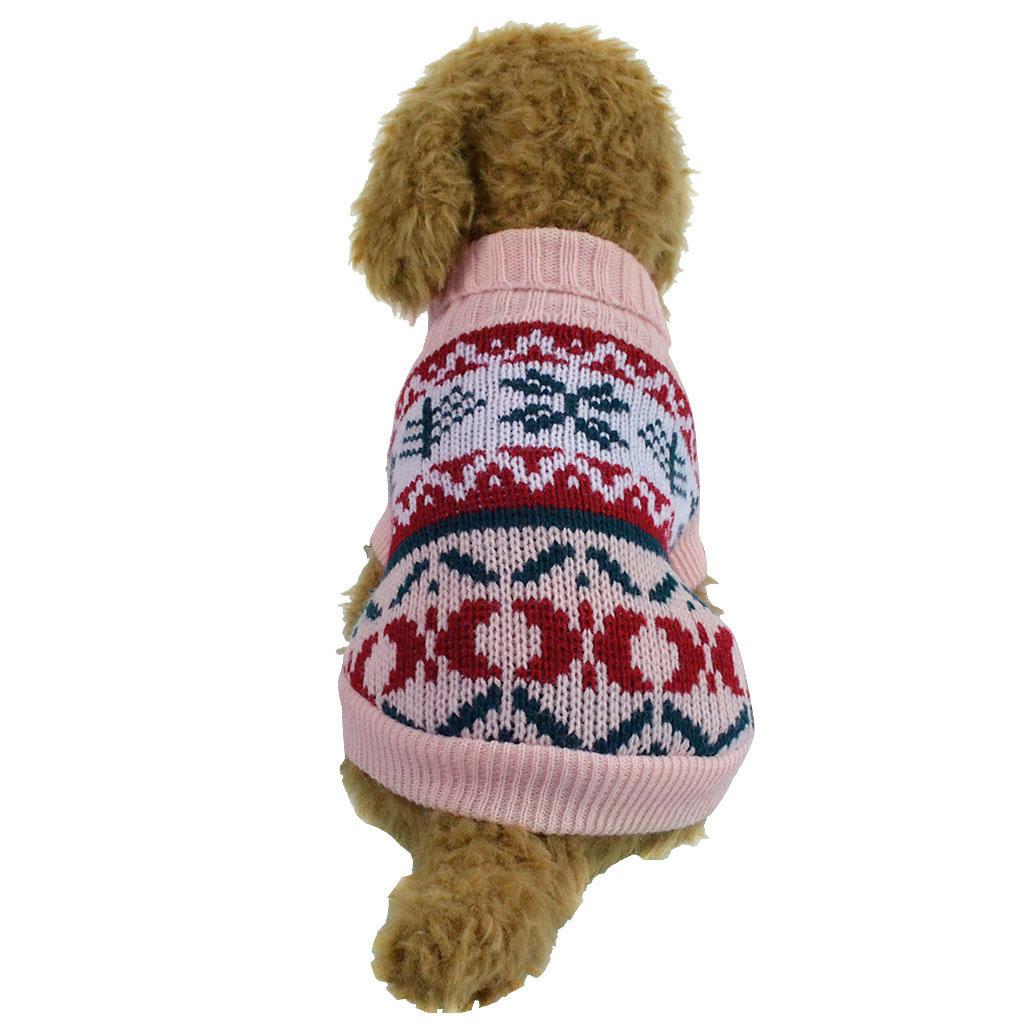 ... Dog Warm Sweater Puppy Costumes Pet Crochet Apparel Dachshunds XS S M