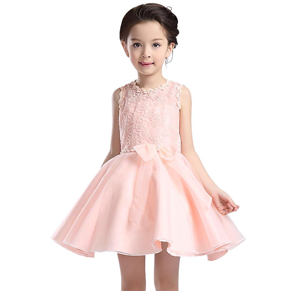 Dresses For Wedding Occasion: Lovely Girls Net Yarn Dress Princess Vintage Special