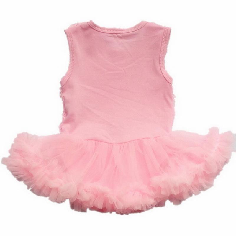 Toddler Girls Fancy Tutus Dress Bowknot Headband Newborn