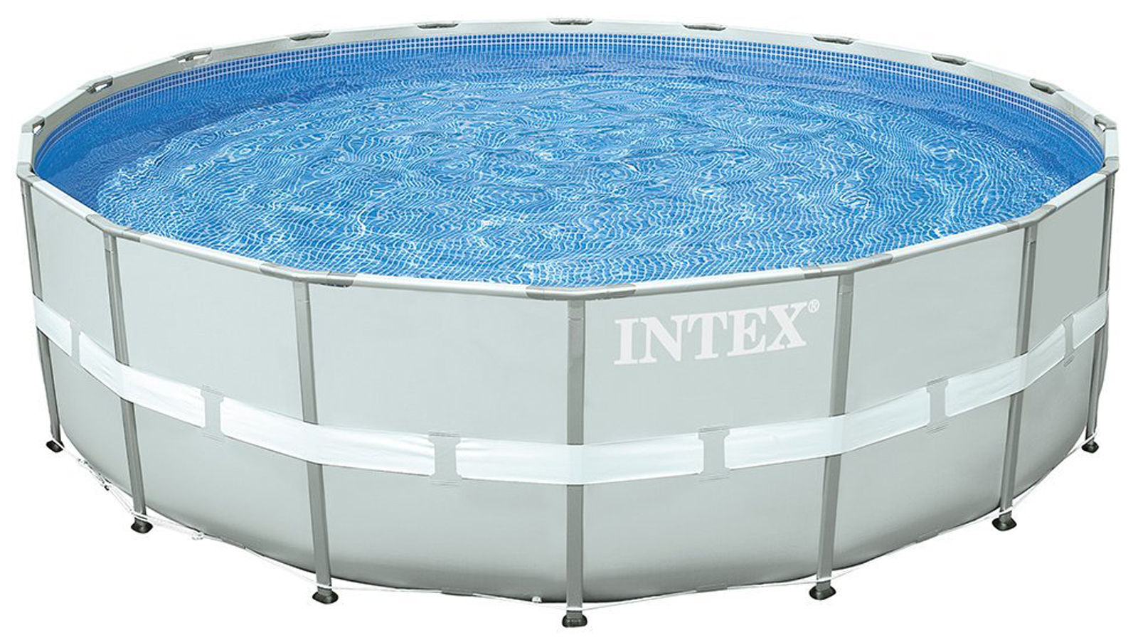 18 39 X52 Round 28331eh Intex Ultra Frame Above Ground Swimming Pool Kit Ebay