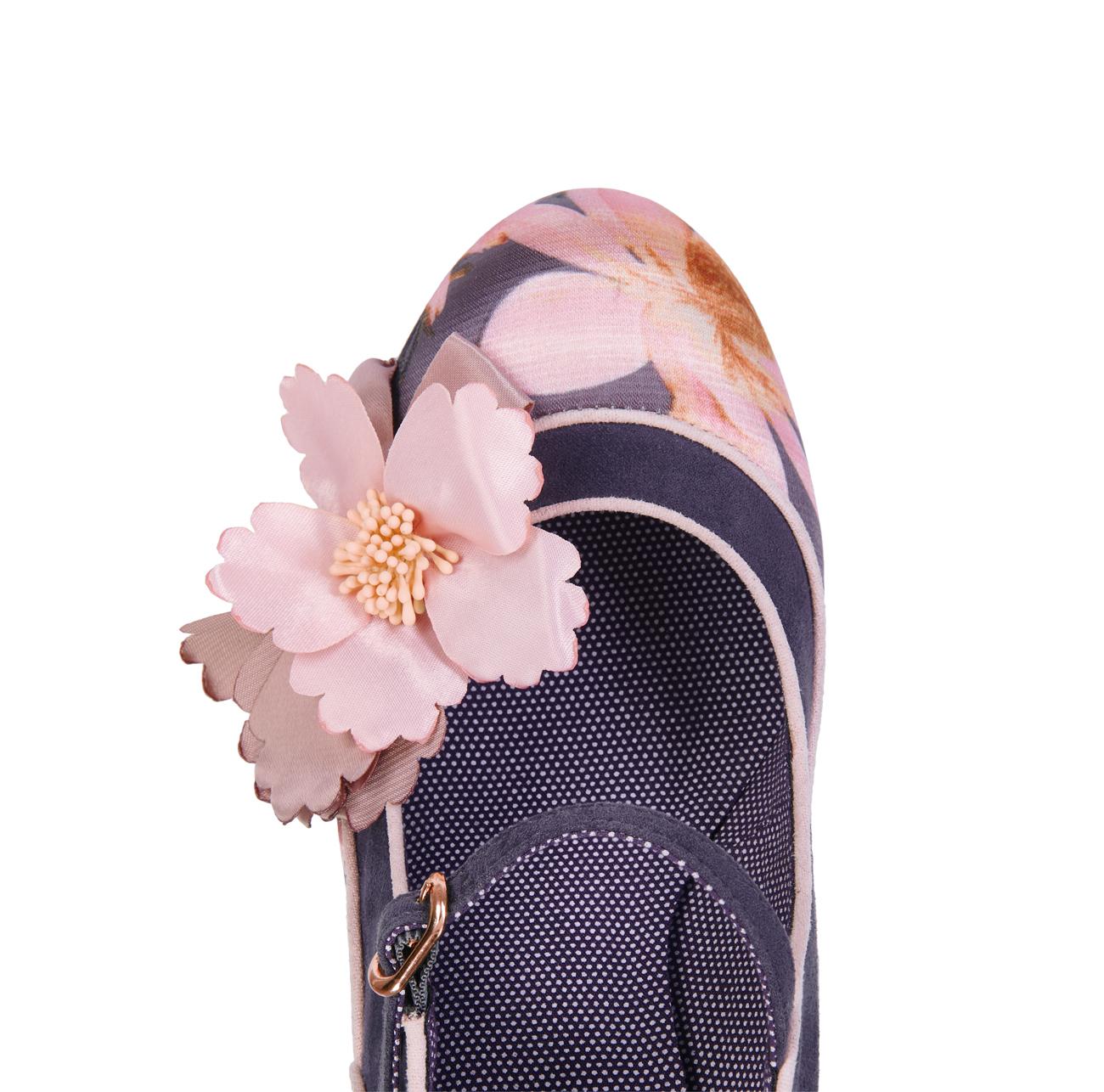 Ruby Shoo Madelaine Mid-Scarpe Mary Jane Tacco UK3-9 EU36-42 Argento Da Sposa Crema