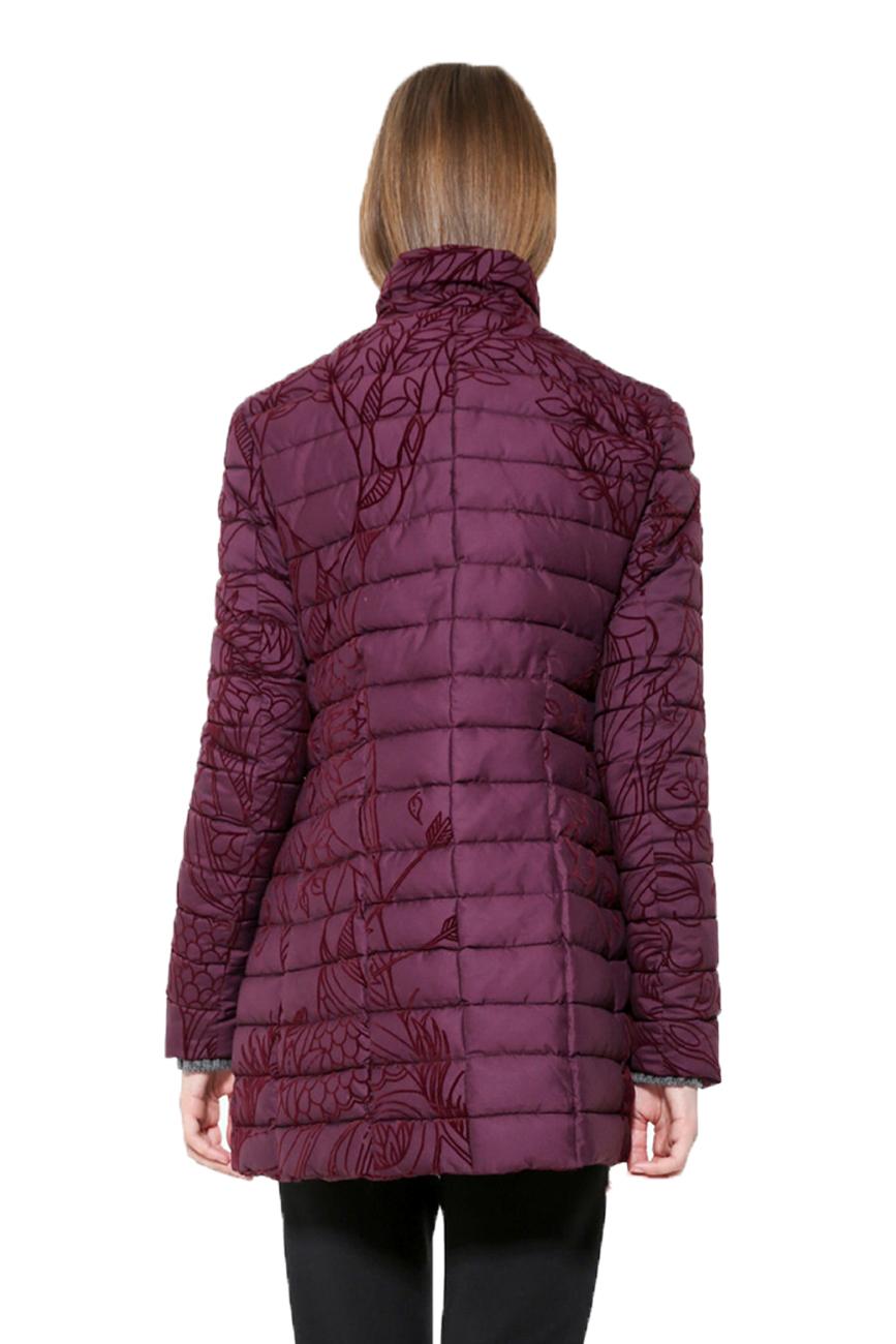 Desigual Osamim Padded Coat 36-46 UK 8-18 RRP £139 Padded Puffa Jacket