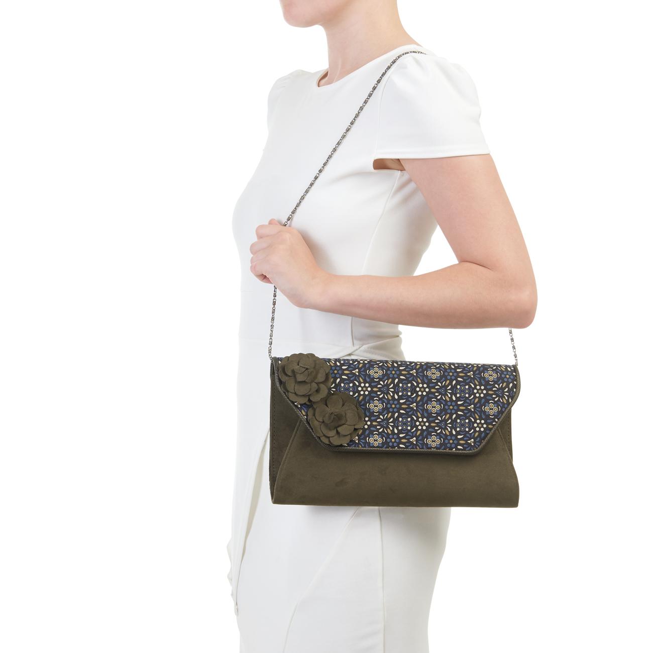 Ruby Shoo Hannah Mary Jane Shoes /& Matching Capri Bag Sz 3-9 Olive Black