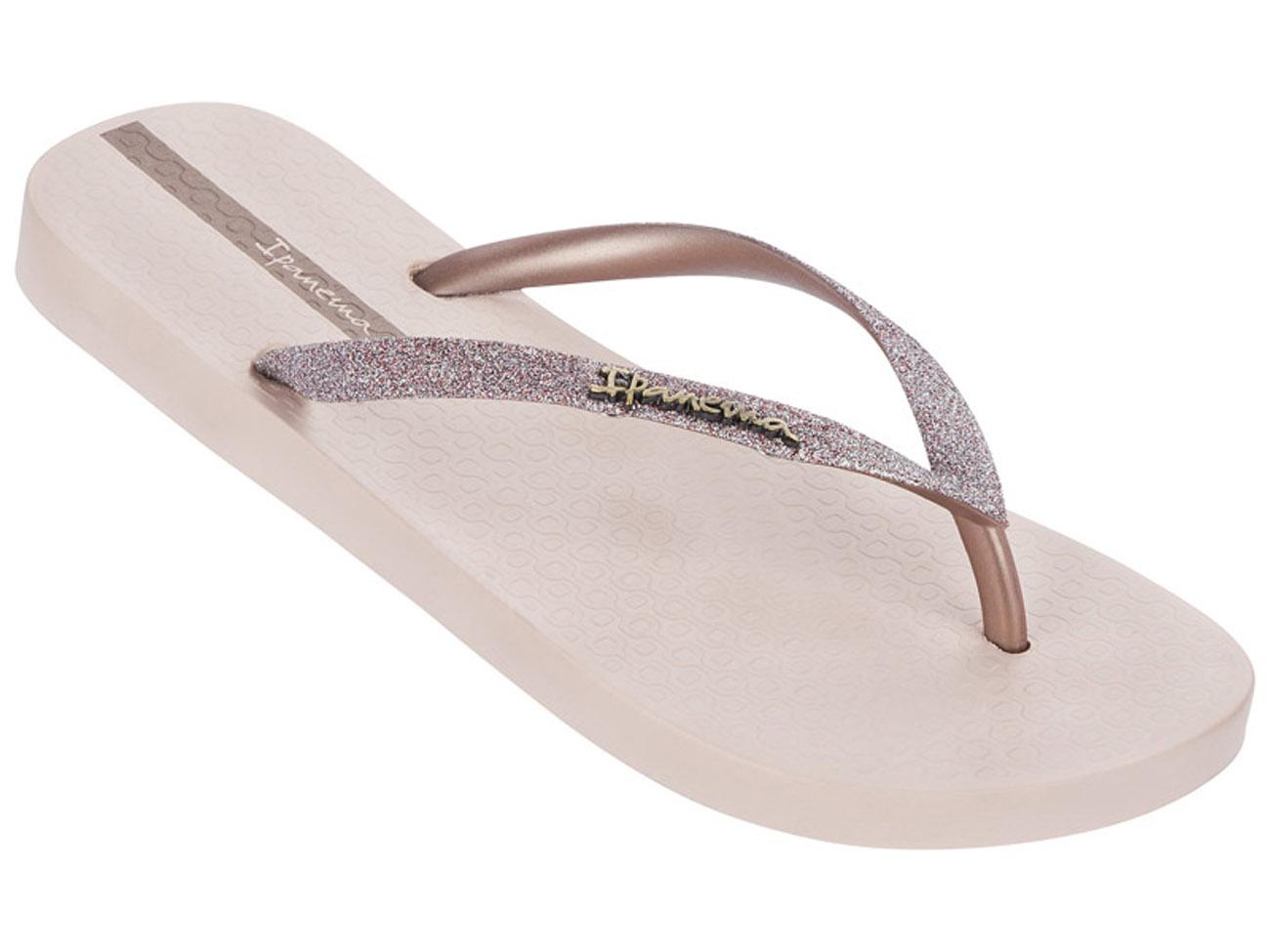 new ipanema sparkle glitter flip flops sandals beach gold. Black Bedroom Furniture Sets. Home Design Ideas