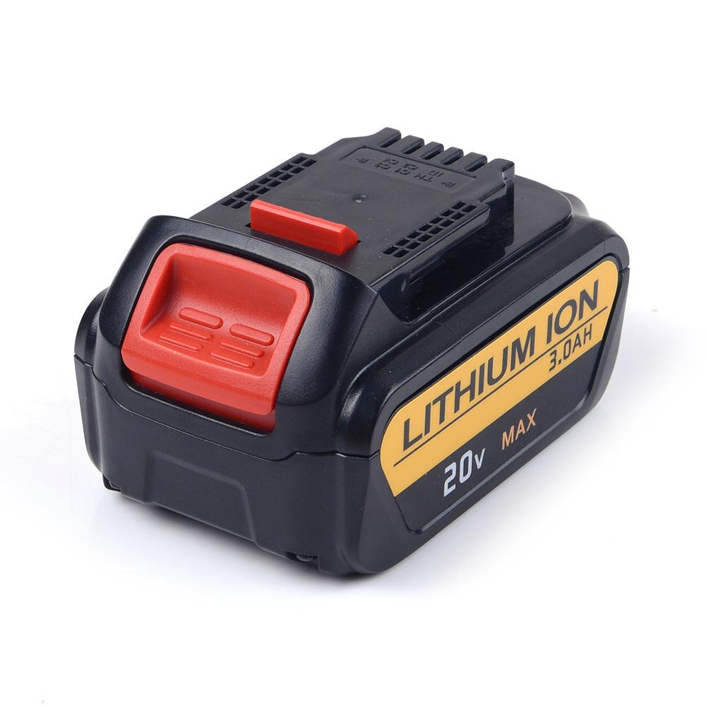 New 3 0ah Lithium Ion Battery Packs For Dewalt Dcb200