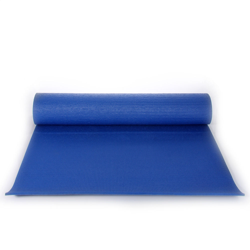 """6mm Thick Durable 68 24 1 4"""" Yoga Mat Non Slip Exercise"""