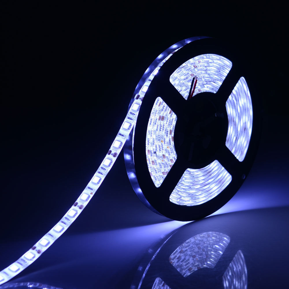 Flexible Led Light Strip 3528 Smd 12 Volt Quality Lighting: 5M SMD RGB 5050 3528 Waterproof 300/600 LED Strip Light 44
