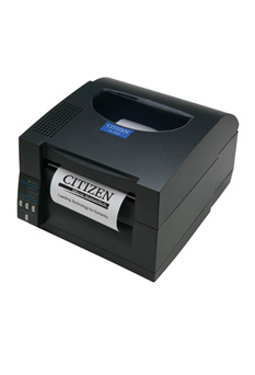 CITIZEN, CL-S521, DIRECT THERMAL BAR CODE PRINTER, 4 INCH MAX, 203 DPI, USB/SERIAL INTERFACE