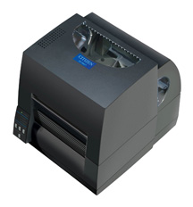 CITIZEN, CL-S621 THERMAL TRANSFER/DIRECT THERMAL BAR CODE PRINTER, 4 INCH MAX, 203 DPI