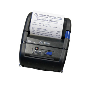 CITIZEN, CMP-20, MOBILITY PRINTER, 2 INCH STANDARD